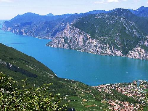 Pasqua sul lago di Garda